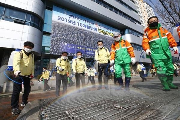 Bệnh nhân số 31 siêu lây nhiễm của Hàn Quốc vẫn chưa khỏi Covid-19 sau 47 ngày điều trị, tiền viện phí đã lên tới gần 600 triệu đồng-1