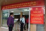 BN243 điền toàn bộ vào ô 'không' khi khai báo y tế ở BV Phụ sản Hà Nội