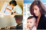 """Mẹ Việt ở Úc chia sẻ cách để homeschooling nhàn nhã giữa mùa dịch: Con 7 giờ sáng đã tự động ngồi vào bàn học, mẹ tròn vai """"cô giáo 24 tiếng không quạu"""""""