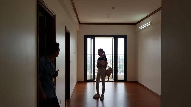 Vợ chồng trẻ ở Hà Nội biến đổi kỳ diệu cho căn chung cư chỉ với 170 triệu-1