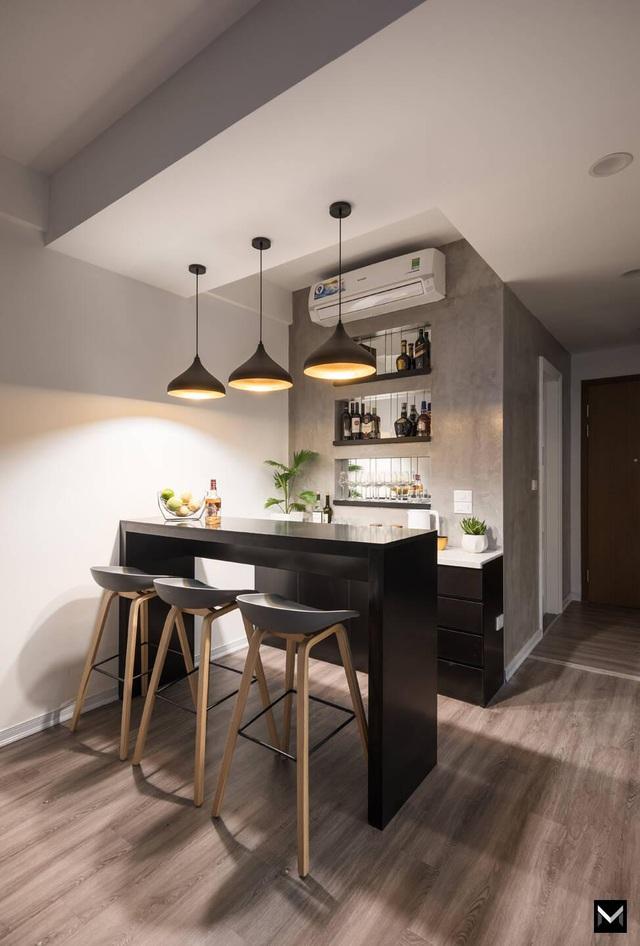 Vợ chồng trẻ ở Hà Nội biến đổi kỳ diệu cho căn chung cư chỉ với 170 triệu-8