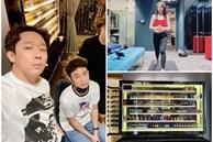 Chuyển về nhà mới 20 tỷ, Hari Won - Trấn Thành vô tình lộ phòng ngủ của 2 vợ chồng