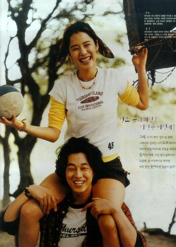 So Ji Sub: Mối tình đầu khắc cốt ghi tâm với mỹ nhân Giày thủy tinh, độc thân 21 mùa xuân đến năm 42 tuổi mới tìm được chân ái đời mình-2