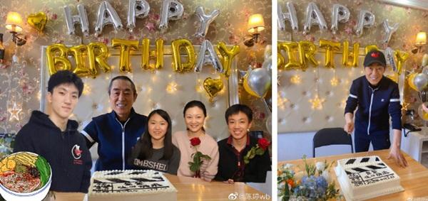 Con gái Trương Nghệ Mưu: Tuổi thơ bất hạnh vì bố mẹ ly hôn, đòi từ mặt cha khi bị cấm yêu-1