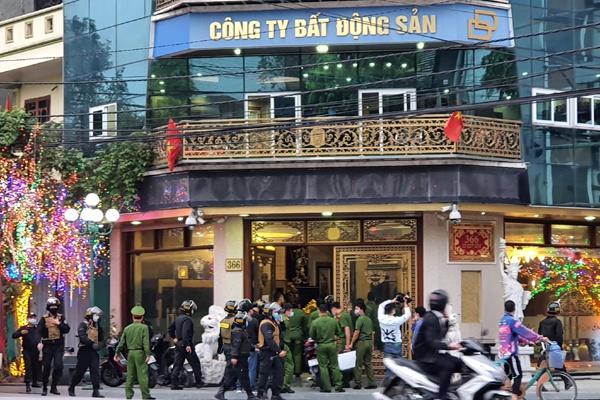 Bắt nữ doanh nhân nổi tiếng ở Thái Bình-1
