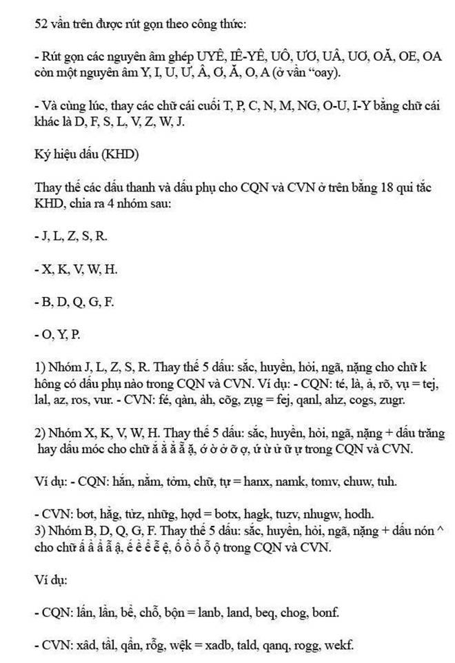 Cha đẻ bộ Chữ Việt Nam song song 4.0: Dân mạng ném đá, giễu cợt, trêu chọc rất nhiều-5