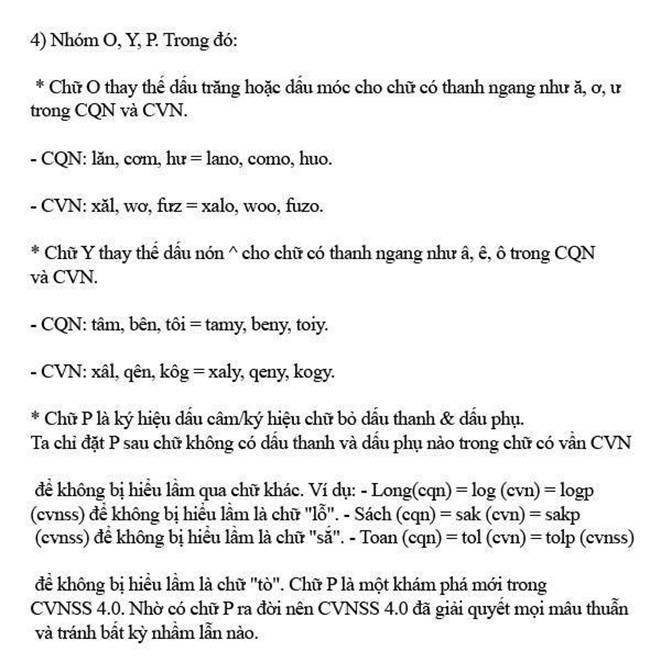 Cha đẻ bộ Chữ Việt Nam song song 4.0: Dân mạng ném đá, giễu cợt, trêu chọc rất nhiều-6