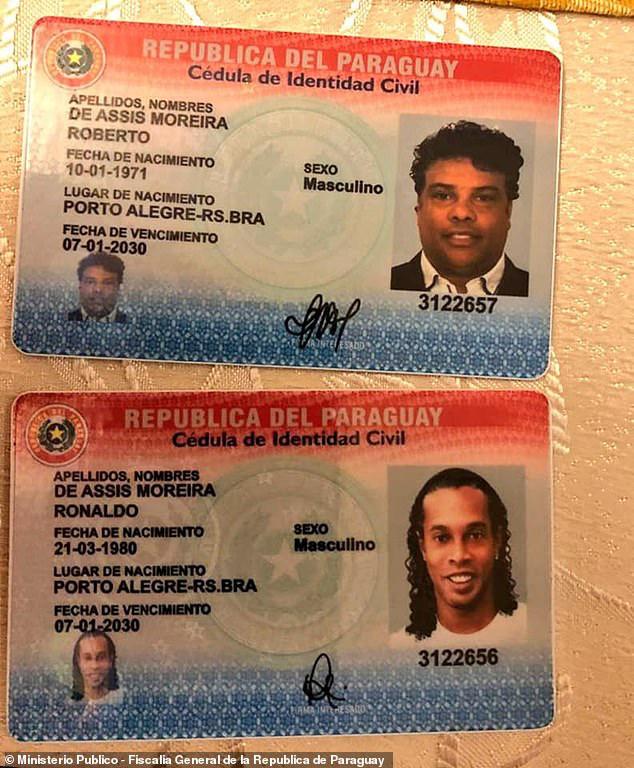 Trả 40 tỷ tiền bảo lãnh, Ronaldinho được ra khỏi nhà tù sau 32 ngày bị giam giữ-1