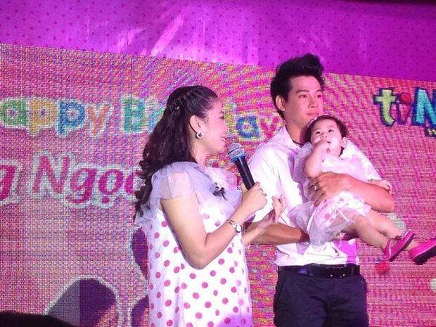 Nghẹn ngào hình ảnh gia đình hạnh phúc hiếm hoi của Phùng Ngọc Huy và cố diễn viên Mai Phương: Nụ cười nói lên tất cả!-2