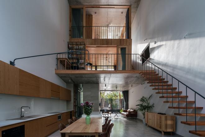 Ngôi nhà thiết kế bậc thang độc đáo tại Quy Nhơn-7