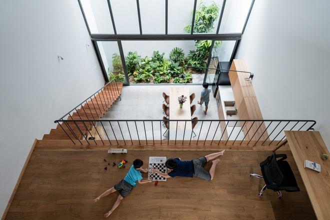 Ngôi nhà thiết kế bậc thang độc đáo tại Quy Nhơn-11