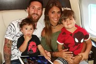 Ghé thăm chuyên cơ sang trọng 15 triệu USD của Messi: Một chi tiết trên chiếc máy bay là 'độc nhất vô nhị'