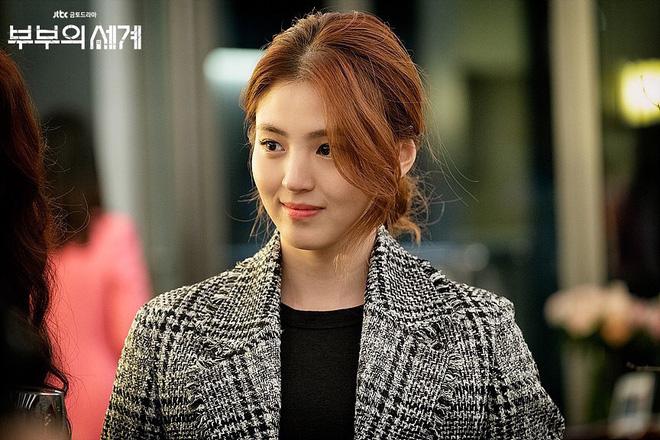 Mang tiếng dùng chung son với chị đẹp Son Ye Jin nhưng cô nàng tiểu tam của Thế Giới Hôn Nhân lại gây thất vọng bởi đôi môi khô tróc vẩy-1