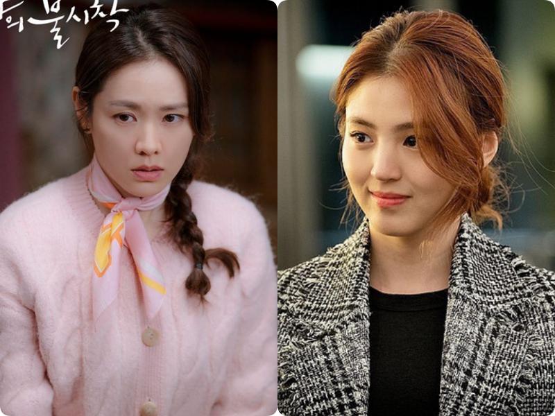 Mang tiếng dùng chung son với chị đẹp Son Ye Jin nhưng cô nàng tiểu tam của Thế Giới Hôn Nhân lại gây thất vọng bởi đôi môi khô tróc vẩy-5