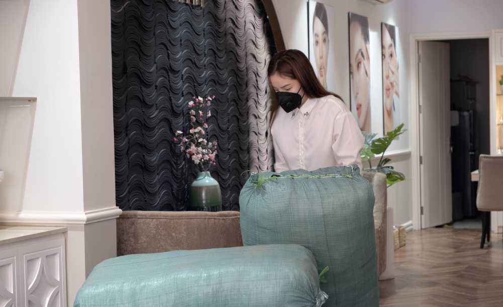 Sau hàng loạt sao Việt, Hoa hậu Kỳ Duyên cũng đã có hành động ý nghĩa này gửi tới các chiến sĩ biên phòng giữa mùa dịch-4