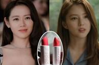 Mang tiếng dùng chung son với chị đẹp Son Ye Jin nhưng cô nàng tiểu tam của 'Thế Giới Hôn Nhân' lại gây thất vọng bởi đôi môi khô tróc vẩy