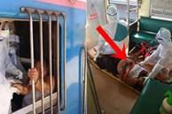Quyết không đeo khẩu trang còn nhổ nước bọt tung tóe khắp nơi, người phụ nữ nghi nhiễm Covid-19 khiến hành khách bỏ chạy tán loạn, cả chuyến tàu bị gián đoạn