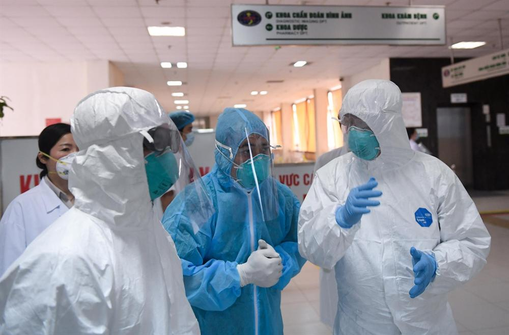 Việt Nam có thể xuất hiện thêm ca mắc Covid-19 trong cộng đồng-2