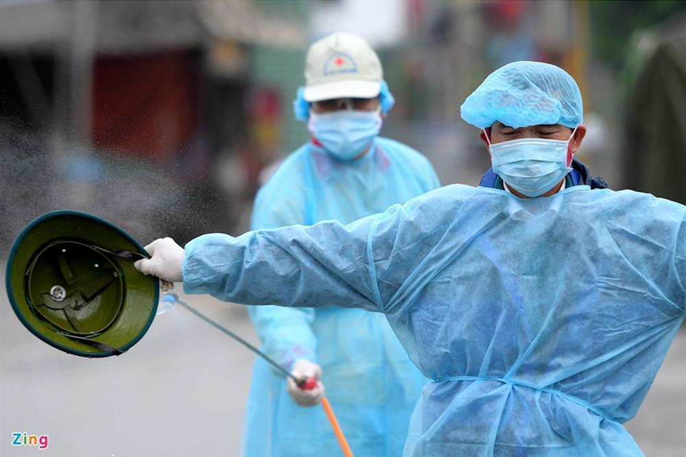 Việt Nam có thể xuất hiện thêm ca mắc Covid-19 trong cộng đồng-3