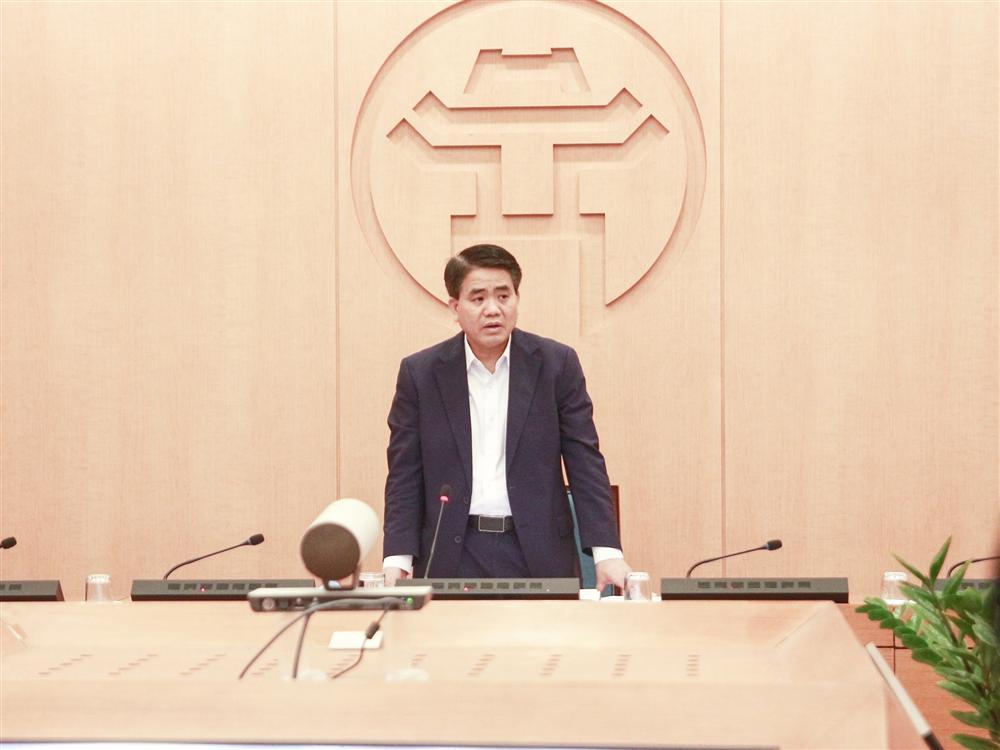 Chủ tịch Hà Nội: Có thể thở phào từ thông tin mới ở ổ dịch Bạch Mai-1