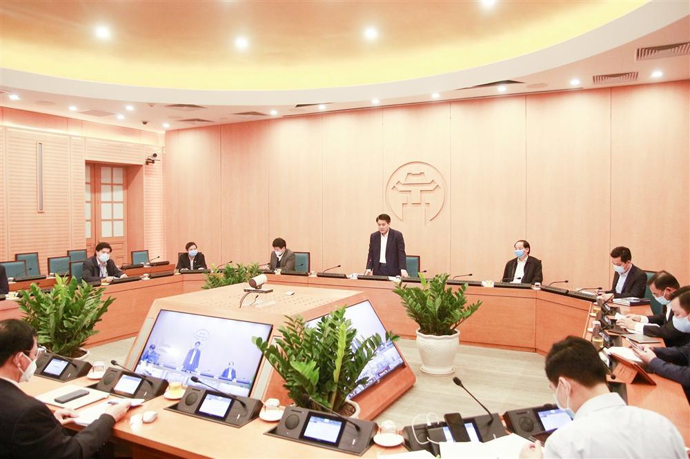 Chủ tịch Hà Nội: Có thể thở phào từ thông tin mới ở ổ dịch Bạch Mai-3