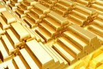 Giá vàng hôm nay 9/4: Chạm đỉnh rồi bất ngờ tụt dốc