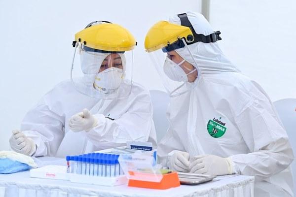 Việt Nam chưa có thêm ca mắc Covid-19, hơn 50% bệnh nhân phục hồi-2