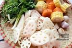 Những loại thực phẩm là khắc tinh của thịt lợn cần tránh-4