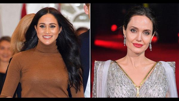 Meghan Markle bị tố trục lợi, kiếm tiền từ tổ chức từ thiện mới, nhanh chóng kết thân với Angelina Jolie để phục vụ cho lợi ích cá nhân-1