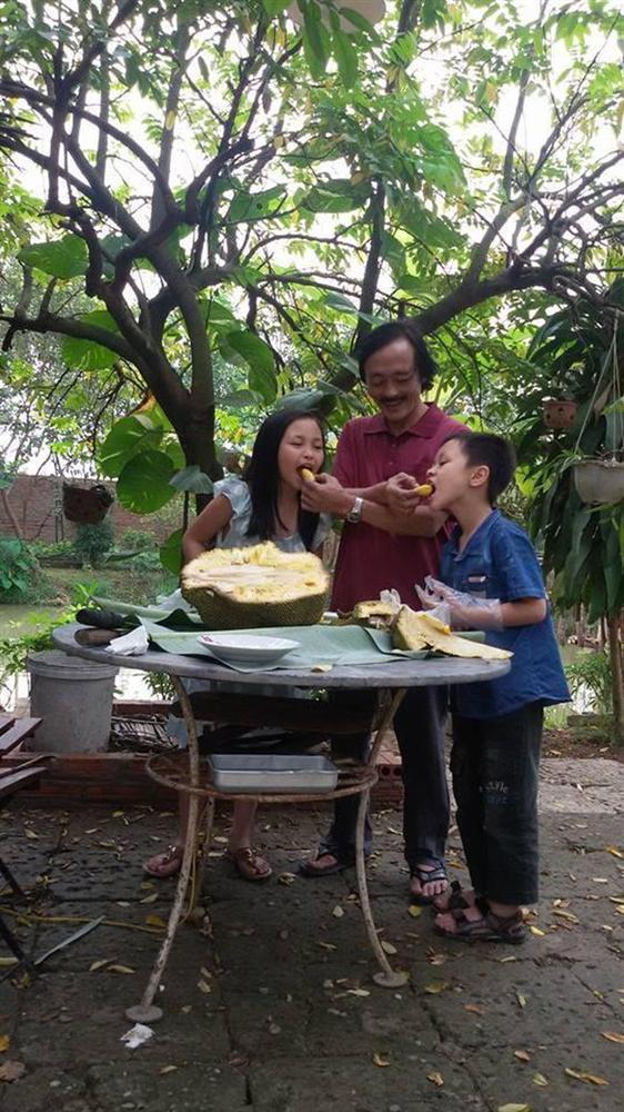 Nhà vườn 10.000m2 của nghệ sĩ Giang còi ngập hoa và trái cây-8