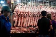 Thịt lợn lại bật tăng mạnh, đà lên áp sát mức cao kỷ lục