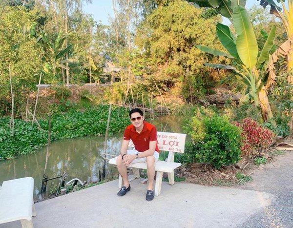 Showbiz đóng băng, Minh Luân bỏ phố về quê cải tạo nhà vườn rộng 3.000m2-9