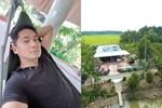 Showbiz đóng băng, Minh Luân bỏ phố về quê cải tạo nhà vườn rộng 3.000m2