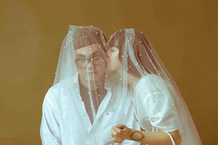 Bị chồng sắp cưới phản bội, cô dâu xinh đẹp cưới luôn phù rể kém 5 tuổi-3