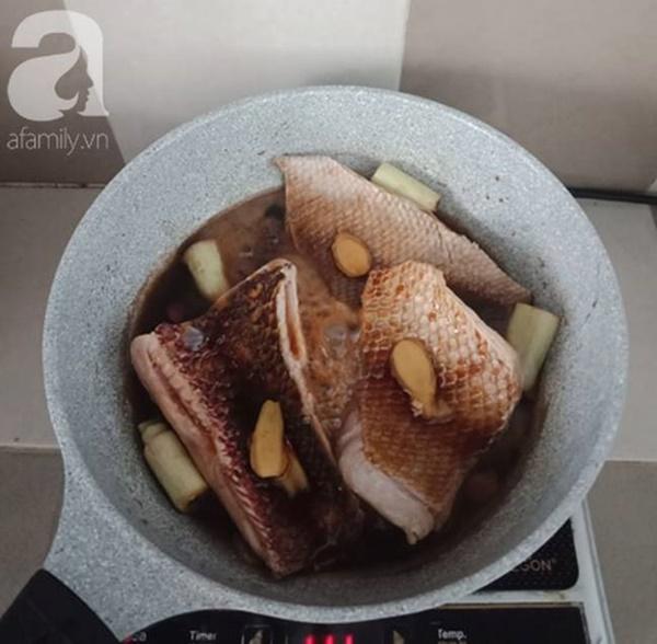 Bữa tối 2 món cá nấu nhanh ăn ngon, cả nhà tấm tắc, nồi cơm hết trong nháy mắt!-4