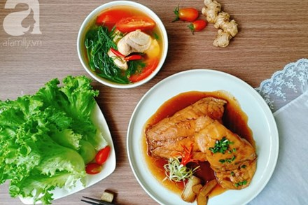 Bữa tối 2 món cá nấu nhanh ăn ngon, cả nhà tấm tắc, nồi cơm hết trong nháy mắt!