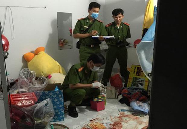 Thiếu nữ 16 tuổi nghi bị sát hại ở phòng trọ tỉnh Đồng Nai-1