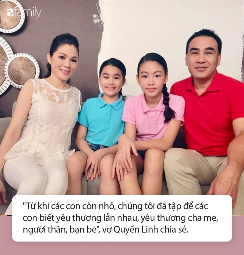 Các con của Quyền Linh ngày ấy - bây giờ: Mới 15 tuổi đã xinh như hoa hậu, nhà giàu nhưng được bố dạy theo cách chẳng giống ai-4
