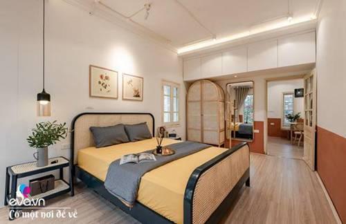 Thuê căn hộ ẩm thấp rộng 45m2, 9X đập đi xây lại khiến ai nhìn cũng thích mê-1