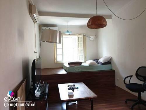 Thuê căn hộ ẩm thấp rộng 45m2, 9X đập đi xây lại khiến ai nhìn cũng thích mê-2