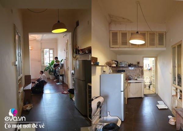 Thuê căn hộ ẩm thấp rộng 45m2, 9X đập đi xây lại khiến ai nhìn cũng thích mê-5