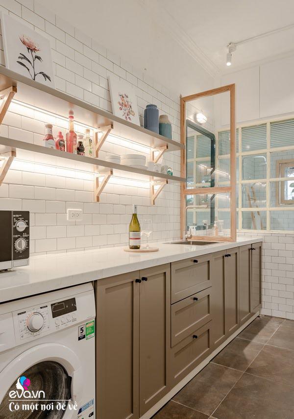 Thuê căn hộ ẩm thấp rộng 45m2, 9X đập đi xây lại khiến ai nhìn cũng thích mê-12