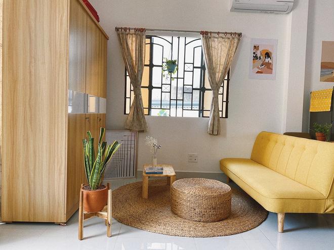 Nhìn thành quả cải tạo lại phòng của dân tình nhân dịp ở nhà mới thấy: Hết dịch khéo đi làm home designer hết-9