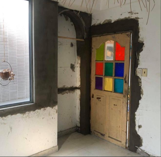 Nhìn thành quả cải tạo lại phòng của dân tình nhân dịp ở nhà mới thấy: Hết dịch khéo đi làm home designer hết-16