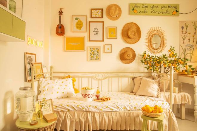 Nhìn thành quả cải tạo lại phòng của dân tình nhân dịp ở nhà mới thấy: Hết dịch khéo đi làm home designer hết-18