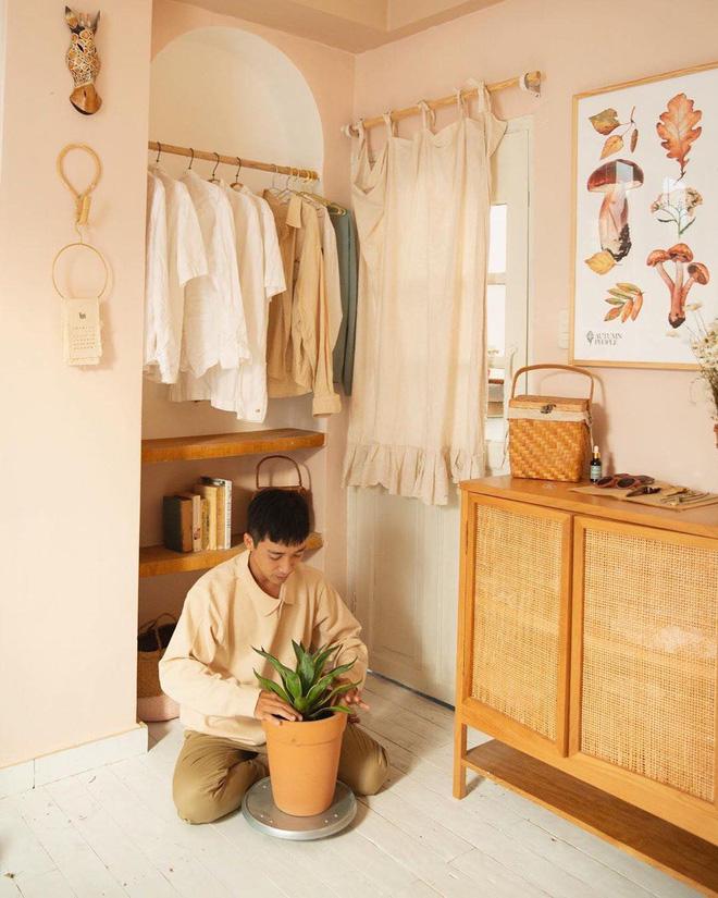 Nhìn thành quả cải tạo lại phòng của dân tình nhân dịp ở nhà mới thấy: Hết dịch khéo đi làm home designer hết-19