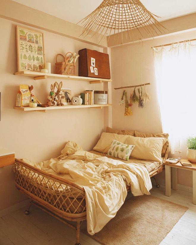 Nhìn thành quả cải tạo lại phòng của dân tình nhân dịp ở nhà mới thấy: Hết dịch khéo đi làm home designer hết-21
