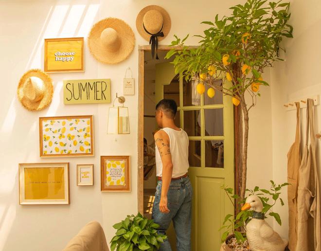 Nhìn thành quả cải tạo lại phòng của dân tình nhân dịp ở nhà mới thấy: Hết dịch khéo đi làm home designer hết-22