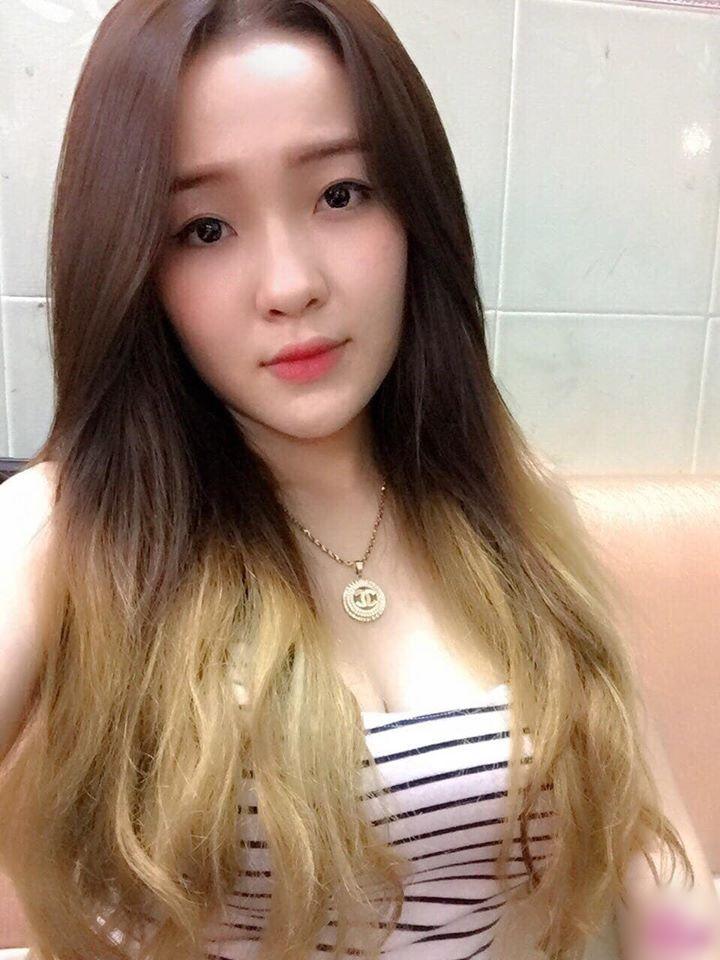 Ảnh năm 18 tuổi chưa dao kéo của Ngân 98 được khen ngợi như gái Hàn-1