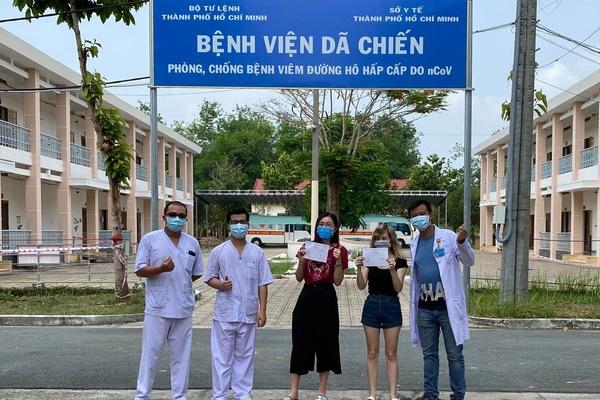 Tin vui: Thêm 16 bệnh nhân Covid-19 khỏi bệnh, Đà Nẵng và Bình Thuận không còn ca bệnh-1